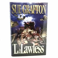 1st Edition/1st Printing SIGNED Fine/Fine L is For Lawless Sue Grafton