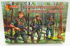 Mars 32008 - Vietnam War - U.S. Special Operation Forces - Green Berets     1:32