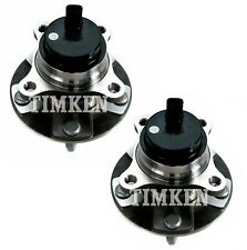 Front Left & Right Wheel Bearing & Hub Assy Kit Timken For GS350 GS460 IS250 RWD