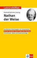 Lektürehilfen Gotthold Ephraim Lessing von Gotthold Ephraim Lessing (2018, Taschenbuch)