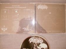 BLESTEMA Los Elogios Noctambulares CD Colombia Black Metal (inquisition)