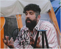 CHRIS MANAZIDIS - hand signed Autograph Autogramm - BIG BROTHER 20x25,5cm