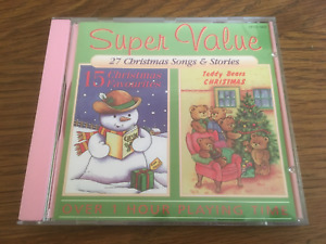 27 Christmas Songs & Stories - NEW CD - Posted From The UK