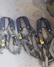 Lot Of 10 Dbi Sala Exofit Nex Construction Safety Harness Sm Md Lg Xl