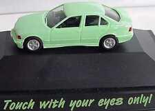 1:87 BMW 3er 325i E36 vert menthe Vert Tactile avec your eyes only - herpa
