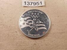 Nagano 1998 Olympic USA Token Ice Hockey General Mills Sponsor - Nice - # 137951