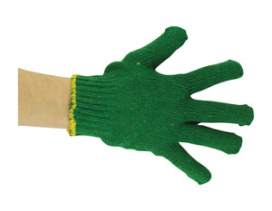 2 Pairs Unisex GARDEN GLOVES General Working Easy Grip Rubber Strong Green Mens