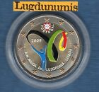 2 euro Commémo Couleur Color - Portugal 2009 Jeux de la Lusophonie - Portugal