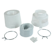 Wall Vent Kit Box Hose Water Pipe Condenser Bucket 4ft For Candy Tumble Dryers