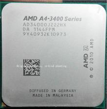 AMD A4-Series A4-3400 2.7 GHz 1M CPU Processor AD3400OJZ22HX Socket FM1