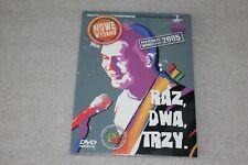 Raz Dwa Trzy - Przystanek Woodstock 2005 DVD NEW SEALED