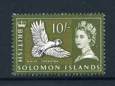 Mint Hinged Solomon Islander Stamps (1893-1978)