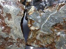 RimRock: 3.50 Lbs Rare FEATHER PYRITE Rough