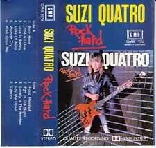 K7 AUDIO  (TAPE) SUZY QUATRO *ROCK HARD*