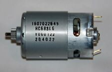 Motor Bosch GSR 14,4 Li GSR 18-2 Li   2609199591  Gleichstrommotor 1607022649