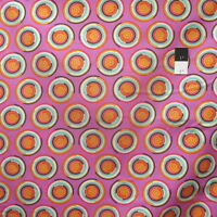 Tula Pink PWTP081 Chipper The Hypnotizer Sorbet Cotton Fabric By The Yard