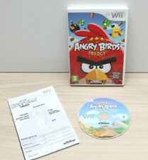 Nintendo Wii - ANGRY BIRDS TRILOGY - PAL