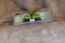 """N Scale Atlas 50 001 010 - Beer Can Tank Car """"Hudson Bay Oil & Gas"""" - # 77377"""