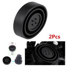 2X Car Headlight LED Bulbs Seal Cap Dust Cover Retrofit 55mm/70mm/80mm/90mm/95mm