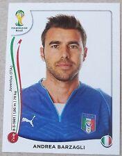 PANINI STICKER - FIFA - WORLD CUP 2014 - No 320 - ANDREA BARZAGLI - ITALY