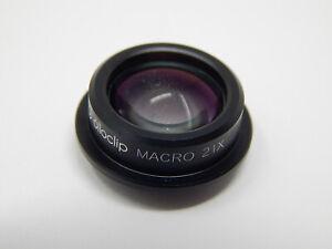 Olloclip Macro 21x Super-Fine Pro Lens (Clip Sold Separately) LENS ONLY