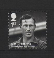 JOE MERCER/FOOTBALL/GB 2014 UM MINT STAMP