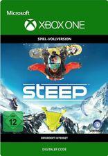 Xbox One - Steep Vollversion Spiel Key Microsoft Digital Download Code [EU][DE]