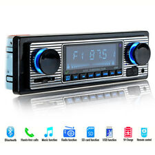 4-Channel Digital Car Bluetooth Audio USB/SD/FM/WMA/MP3/WAV Radio Stereo Sturdy