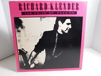 Richard Klender – The Price Of Passion White Vinyl 1986  Electronic, Rock