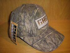 GHG Logo Avery Greenhead Gear Hat Cap Blind Buck Brush Soft Cotton Twill Turkey