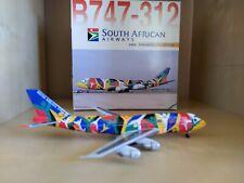 South african airways 1:400 Boeing 747-300 by Dragon Wings