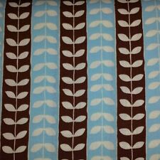Retro Summer  Leaf Stripe Mingle cotton fabric Monaluna Robert Kaufman