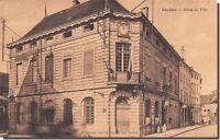 CPA 21 - SAULIEU - Hôtel de ville