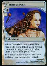 IVORY MASK 8th Edition   VO  MTG PLAYED see scan