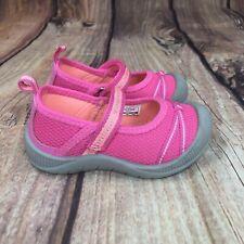 OshKosh B/'gosh Toddler Girl/'s Maja Pink//Coral Bump Toe Mary Jane Shoes