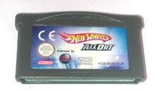 Spiel: HOT WHEELS ALL OUT für Gameboy Advance + SP + DS