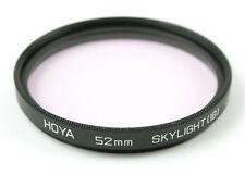 U199627 Hoya 52mm Skylight 1B Filter Genuine Original