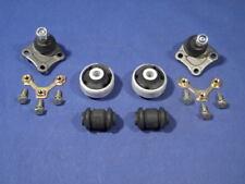 2 Reparatursätze für Querlenker Gummilager + Traggelenke VW Bora Variant