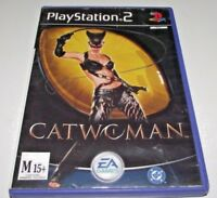 Catwoman PS2 PAL *Complete*