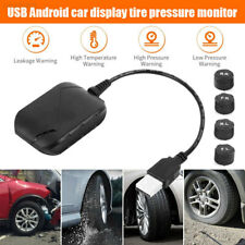 B303 4 External Sensor Tpms Usb Tire Pressure Car Universal TPMS for Android