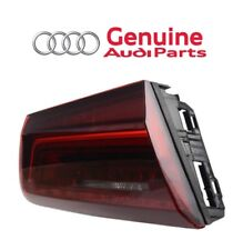 For Audi A6 Quattro S6 Driver Left Inner Red Lens LED Taillight Assembly Genuine