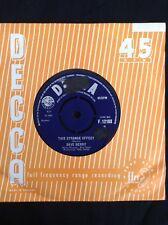 "DAVE BERRY: THIS STRANGE EFFECT / NOW  1965 Decca 7"" vinyl 45 F12188"