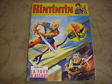 RINTINTIN 31 08.1972 BD RINTINTIN GERFAUT THUNGA Le CID CAMPEADOR KID ROY