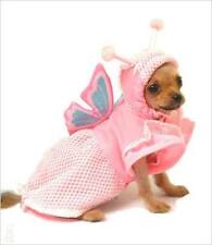 Butterfly Pink dog costume jacket shirt FOR X SMALL TO XXLARGE DOGS - New
