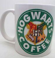 Hogwarts harry potter Starbucks Parody 11oz Mug Mugs quality design