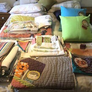 Mamas and Papas Timbuktales Nursery Bundle