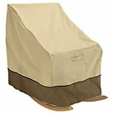 Classic Accessories Veranda Patio Rocking Chair Cover Large New factory sealed