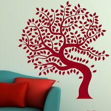 Tree Of Life Tree Wall Transfer / Large Art Decor / Big Tree Wall Stickers TR16