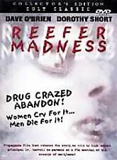 REEFER MADNESS Colllector's Edition Cult Classic New Sealed Restored DVD