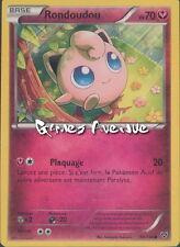 Carte Pokemon - Rondoudou  88/146 XY / X & Y  Commune en Français